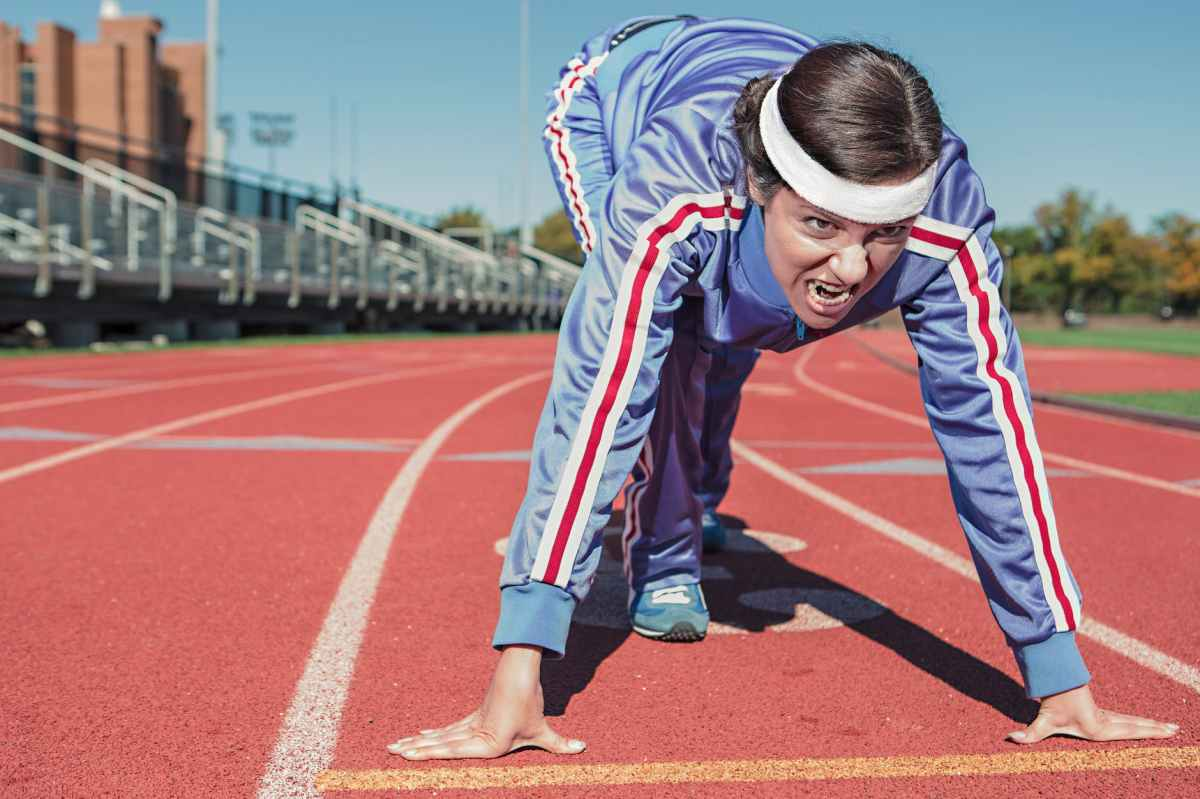 On your mark…